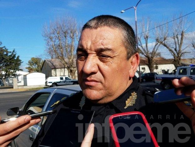 El detalle de lo que pasó en voz del Jefe de la Policía Departamental de Azul