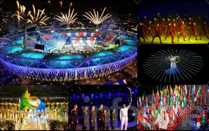 Finalizan los Juegos Olímpicos de Rio 2016