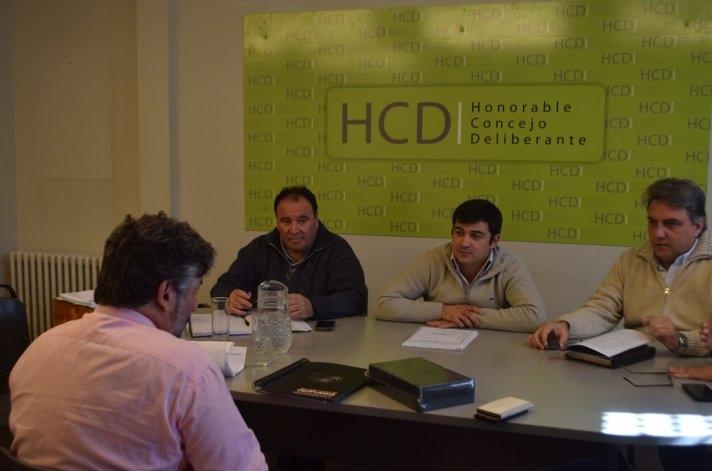 ¿Prohibición de la pirotecnia?: reunión en el HCD
