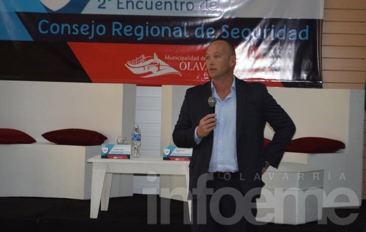 Sesiona el Consejo Regional de Seguridad Pública