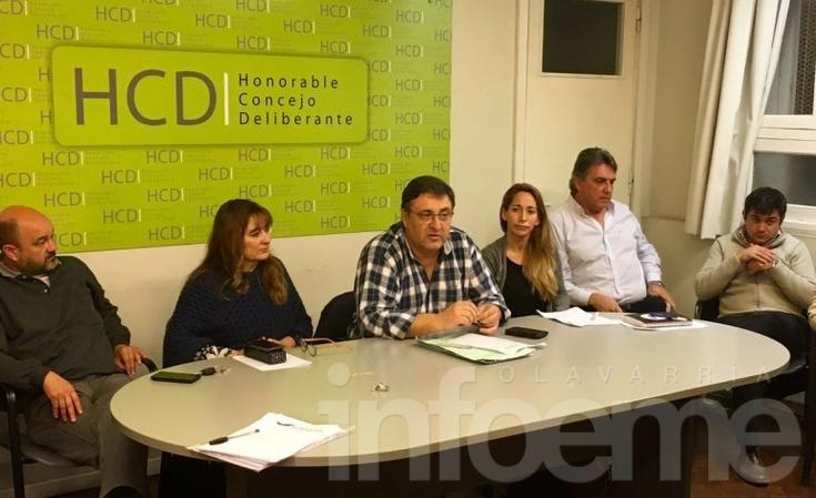 Tucura: postergan el tratamiento del proyecto en HCD