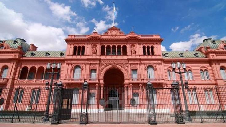 Una nueva amenaza de bomba en Casa Rosada