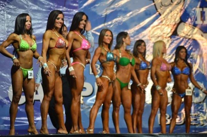 Atletas locales en el campeonato argentino