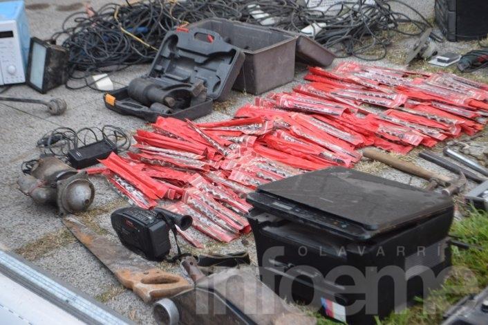 Villa Aurora: secuestran elementos valuados en más de $150 mil