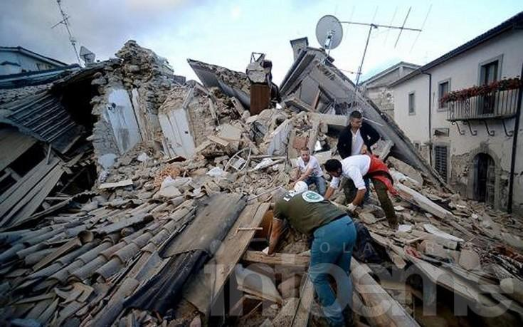 Terremoto en Italia: ya son120 los muertos
