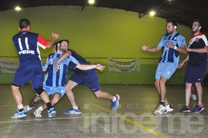 Nueva fecha de handball