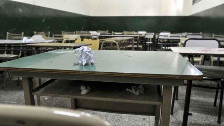 El viernes que viene vuelven a parar los docentes bonaerenses