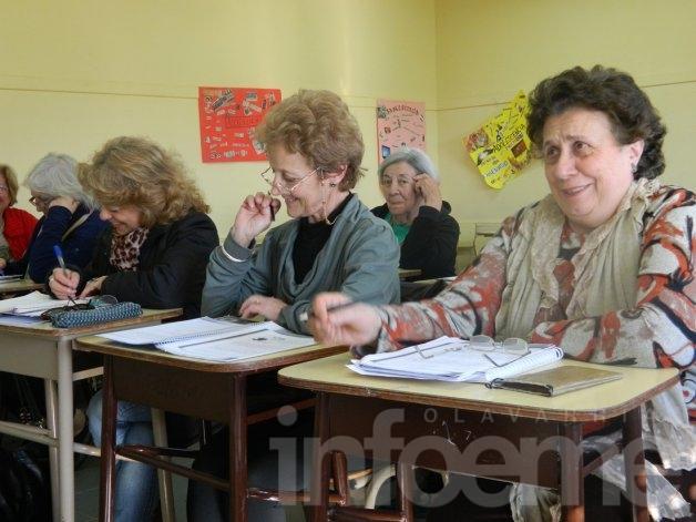 En septiembre comienzan los talleres para adultos mayores