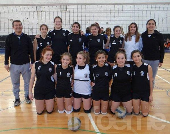Voley: Sub15 rumbo a la final provincial