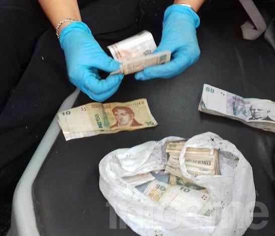 Robo a agencia de quiniela: encuentran dinero y un arma