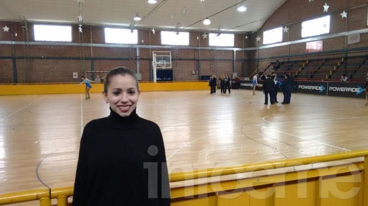 Primer puesto para Juana Quereilhac en el Provincial