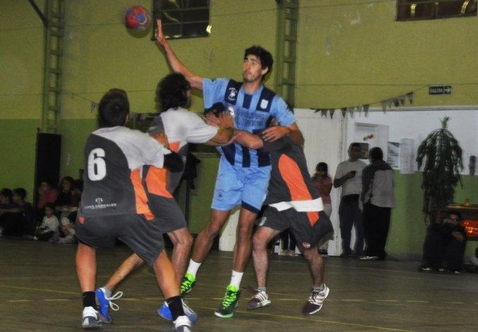 Handball: se jugó una nueva fecha de la segunda ronda