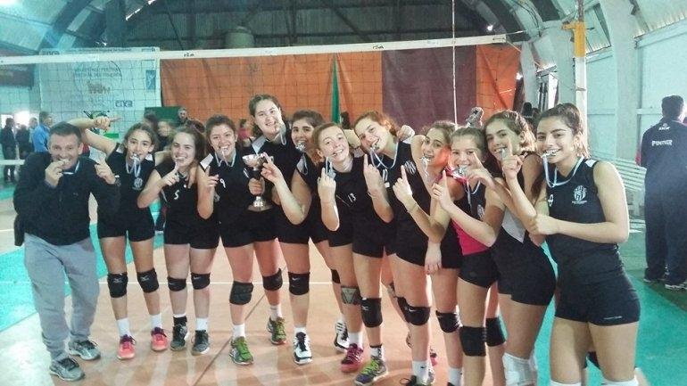 Sub 15: Estudiantes campeón provincial