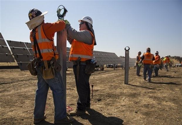 EE.UU.: avanzan proyectos de generación de energía