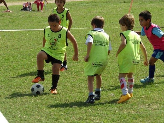 Se viene el Grand Prix de fútbol infantil