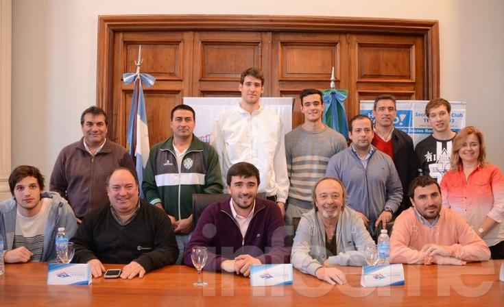 Básquet: se presentó el cuadrangular Copa Olavarría