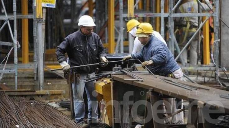 Actividad industrial cayó 7,9% en julio