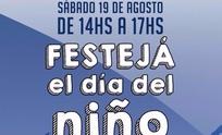 """La Filial """"Triperos Olavarría"""" festeja el día del niño"""