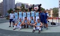 Galardo también llegó a Taipei para los Juegos Universitarios