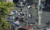 Un olavarriense en medio del terror de Barcelona