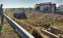 Empresario olavarriense se encuentra en estado crítico tras el accidente