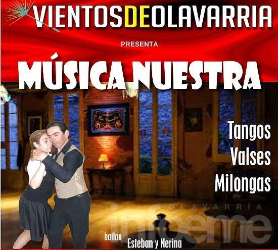El quinteto Vientos de Olavarría presenta un nuevo show