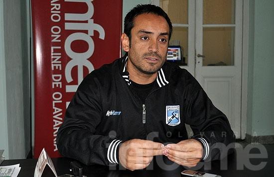 """""""El objetivo es que Olavarría tenga liga de handball propia"""""""