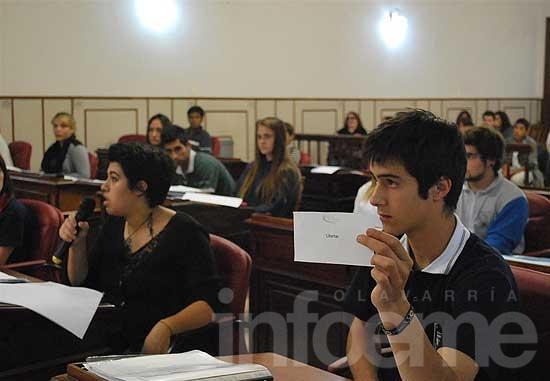 Más de 20 escuelas integrarán el Concejo Deliberante Estudiantil