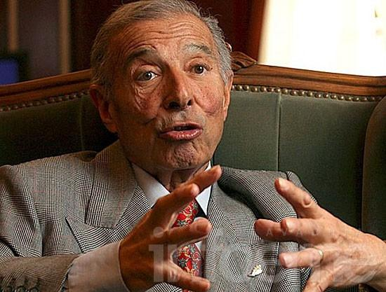 Falleció el juez federal platense Manuel Blanco