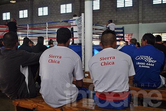 Boxeo Sin Cadenas, otra vez en Sierra Chica