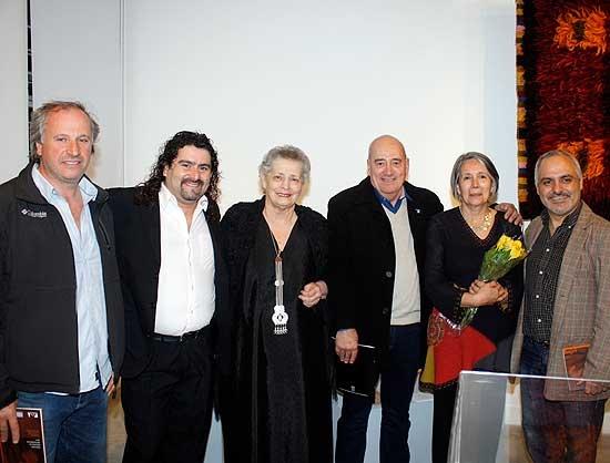 El Fondo Nacional de las Artes premió a artesanos locales
