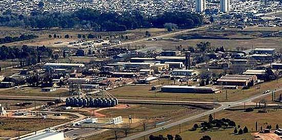 Millonario robo en el Parque Industrial de Olavarría