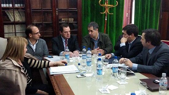 Senadores provinciales preocupados por la situación hídrica de la Provincia