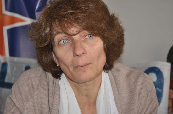 La diputada Gabriela Troiano estará nuevamente en Olavarría
