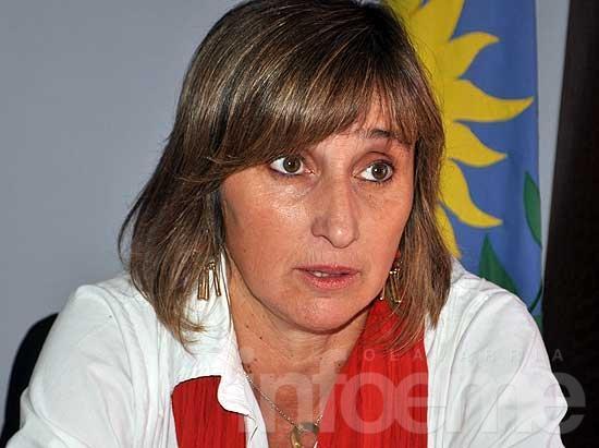"""Gabriela Bárcena: """"Es extraño pero son las reglas del juego"""""""
