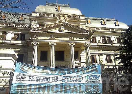 Municipales marcharán a La Plata el 24 de septiembre