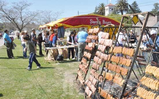 Fiesta del Choripán Serrano para recibir la Primavera