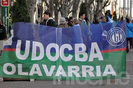 Udocba vuelve a parar este miércoles