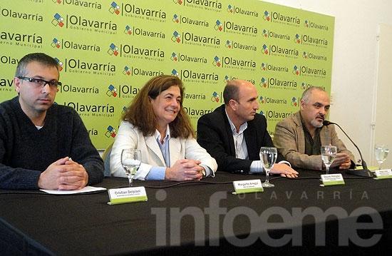 Se realizó la presentación oficial de la 7ª Fiesta de Olavarría