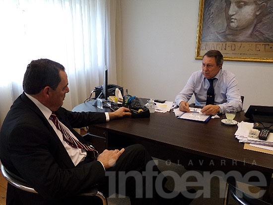 Casal realizará gestiones por la designación de nuevos fiscales