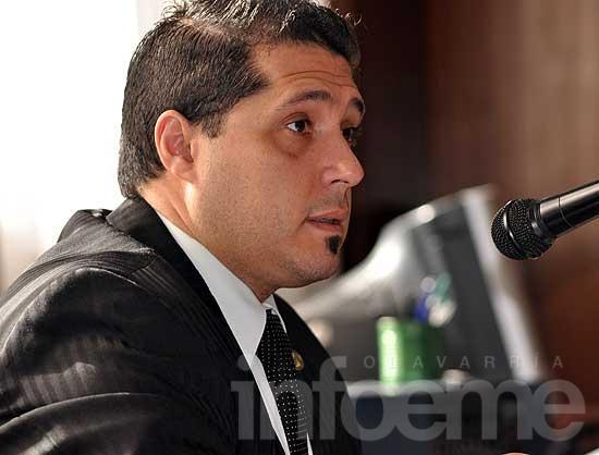 """Martín Pizzolo: """"Olavarría necesita un Tribunal Oral"""""""
