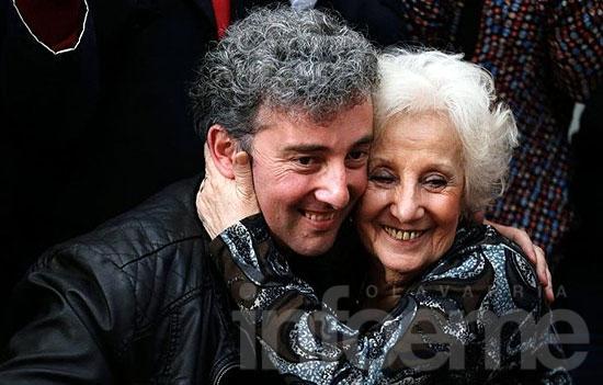 Ignacio y Estela serán recibidos por el Papa Francisco