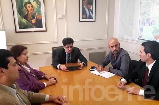 "La provincia quita de la órbita municipal ""Casa de Tierras"""