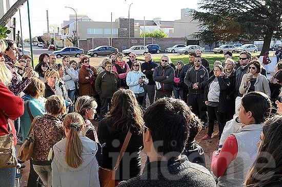 Fátima: nueva manifestación de los padres