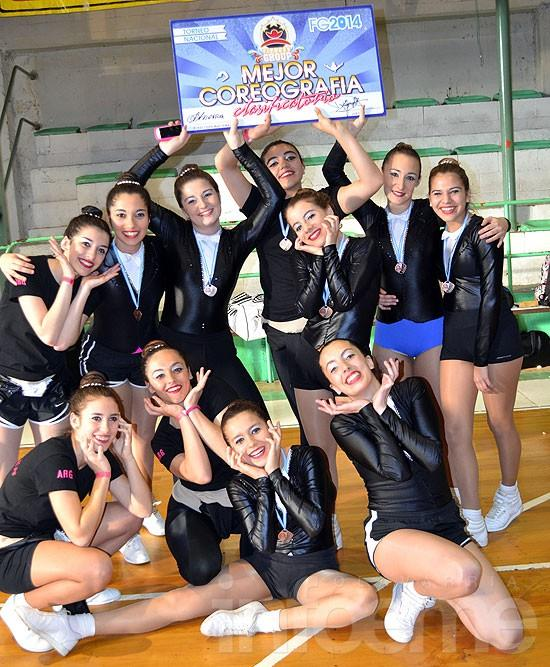 Villa Piren participó del Selectivo del Torneo Fitness Group