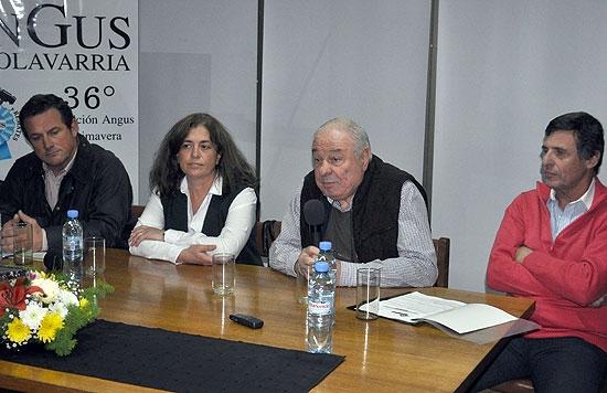 Se presentó oficialmente la Expo Olavarría 2014