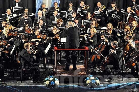 La Sinfónica Municipal a beneficio de la Escuela Especial N° 505
