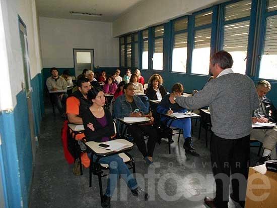 Se realizó el 1º encuentro del Seminario de Investigación en Salud