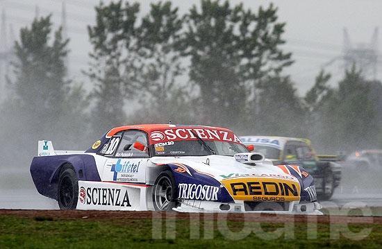 Un despiste  dejó 15º a Pezzucchi en la final de invitados