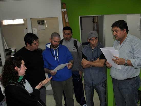 Reclamo de beneficiarios de ProCreAr y reunión con Frías